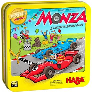 Gra Monza wyścigi - wydanie jubileuszowe Haba