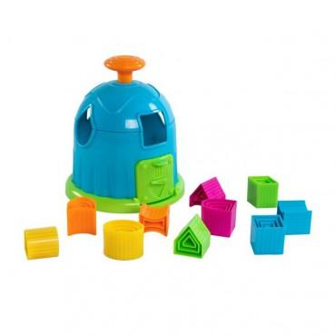 Fabryka Kształtów Sorter Shape Factory Fat Brain Toys