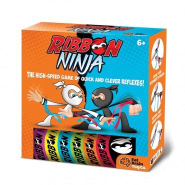 Ninja Tasiemki Gra. Ribbon Ninja Fat Brain Toys