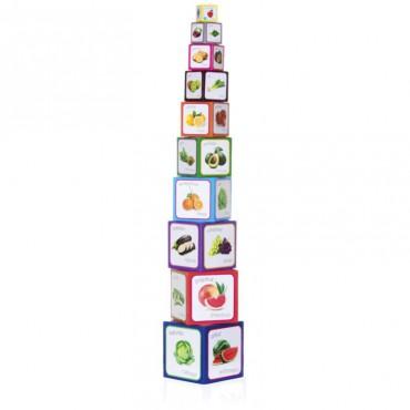 Piramida Zabaw - Owoce i...