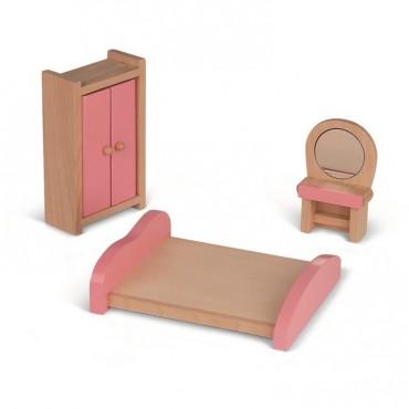 Domek dla lalek z mebelkami Janod
