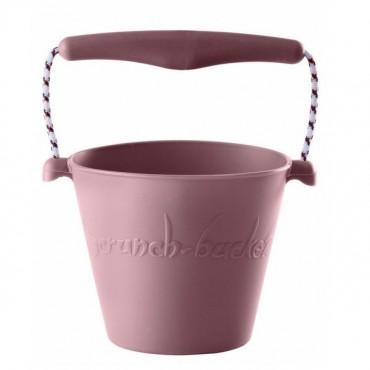 Scrunch-bucket-Zwijane-wiaderko-silikonowe-Pudrowy-Roz-Funkit-World