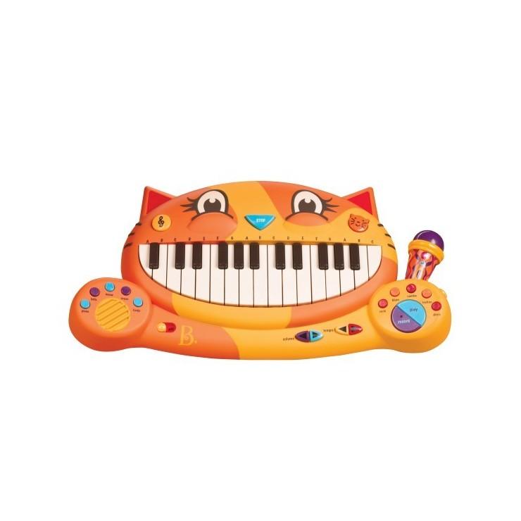 Pianinko – kotek B. Toys