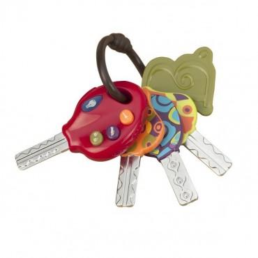 Zestaw kluczy  - pilot w kluczyku LucKeys B. Toys