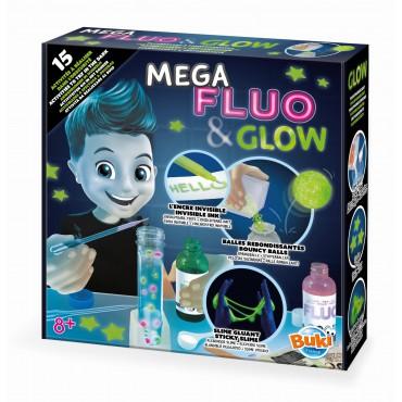 Zestaw Mega Fluo&Glow Buki