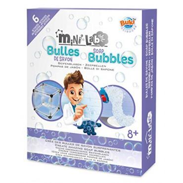 Mini lab Bańki mydlane Buki