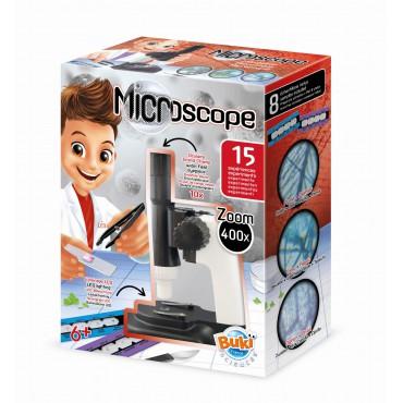 Mikroskop 15 doświadczeń Buki
