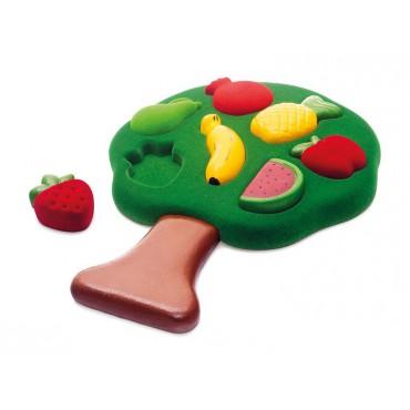 Sorter Puzzle 3D Owoce...