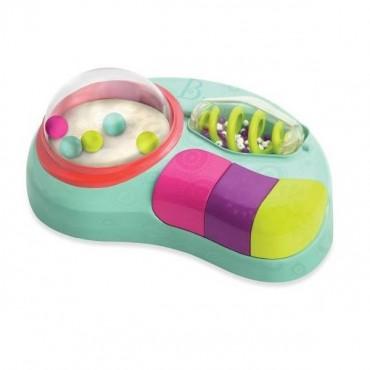 Szalona fasolka-konsola grająca Whirly Pop B. Toys