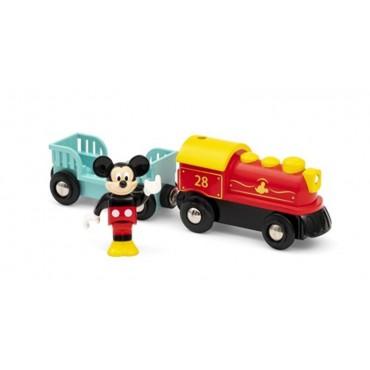 Pociąg Myszki Miki na...