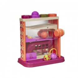 Przebijanka (młotek) z kulkami (kulodrom) Whacky Ball B. Toys