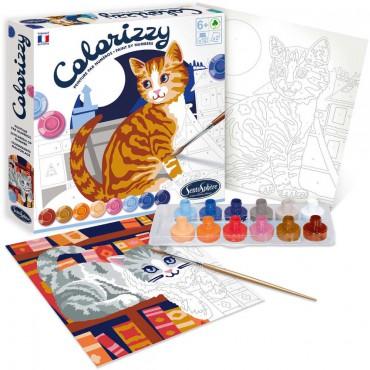 Colorizzy Koty malowanie po...