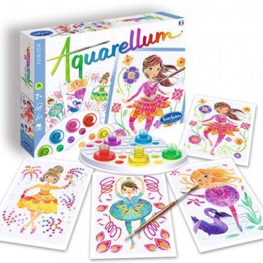 Aquarellum Baletnice...