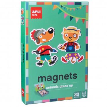 Magnetyczna układanka...