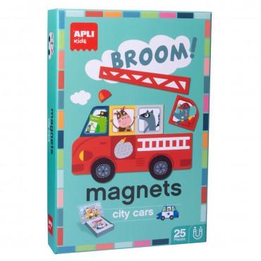 Magnetyczna układanka -...
