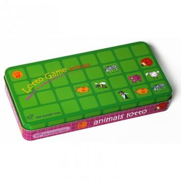 Gra Lotto - Zwierzęta The...