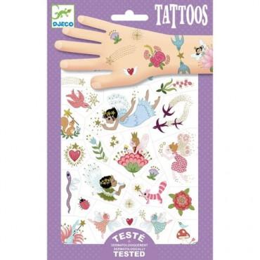Tatuaże Przyjaciele Wróżki...