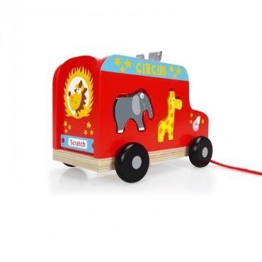 Ciężarówka Cyrk Scratch