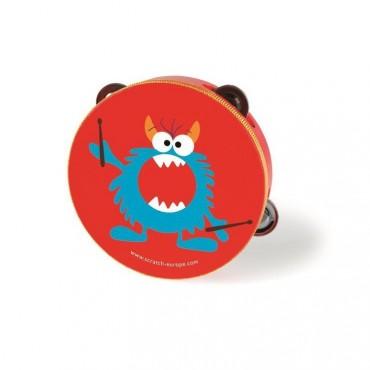 Tamburyn Potworek Scratch