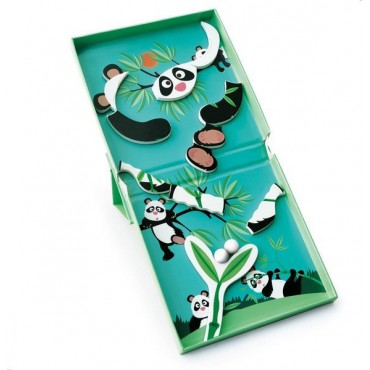Magnetyczne puzzle Panda i...