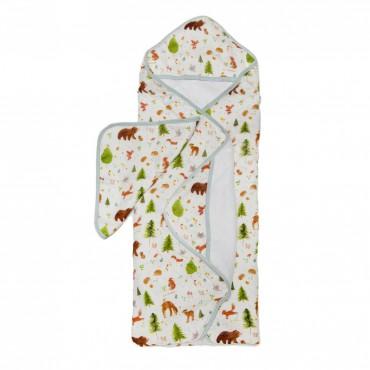 Ręcznik z kapturkiem -...