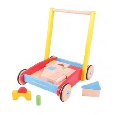 Chodzik dla dzieci drewniany BigJigs
