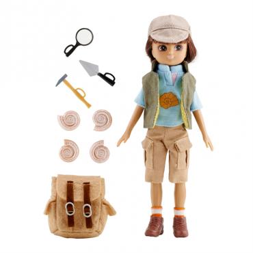Lalka Archeolog Lottie