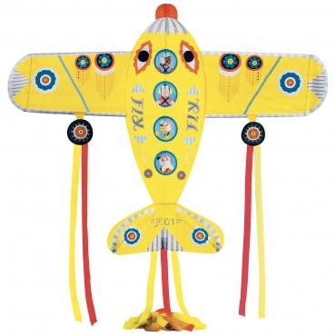 Latawiec maxi Samolot Djeco
