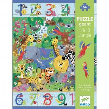 Puzzle kartonowe gigant...
