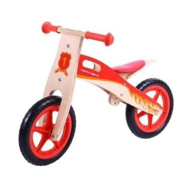 Mój pierwszy rowerek czerwony BigJigs
