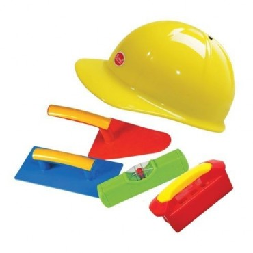 Zestaw narzędzi dla murarza BigJigs