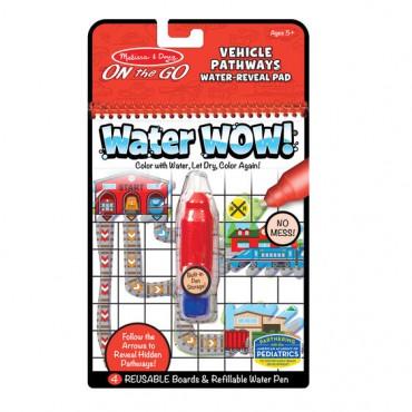 Water Wow Labirynty Pojazdy...