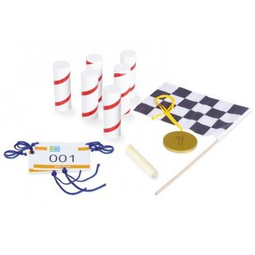 Zestaw do wyścigów BS Toys