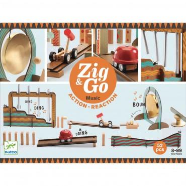 Zestaw Zig&Go - 52 elementy...