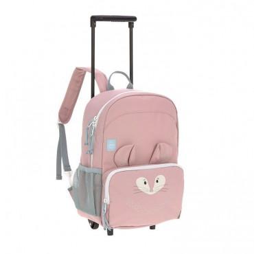 Plecak - walizka na kółkach...