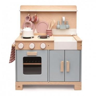Drewniana kuchnia, Mini...