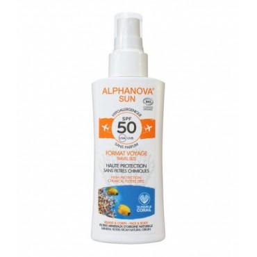 Spray z filtrem SPF50,...