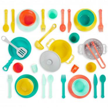 Mini Chef Kitchen Set –...