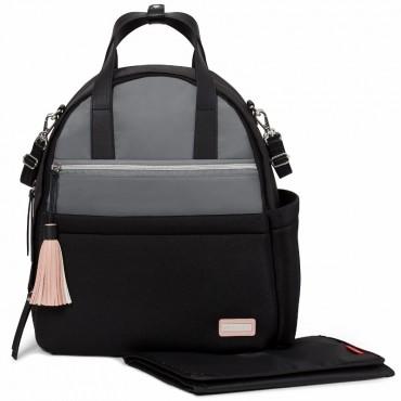 Plecak Nolita Grey/Black Skip Hop