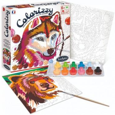 Colorizzy Zwierzęta lasu...