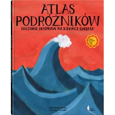 Atlas podróżników. Historie...