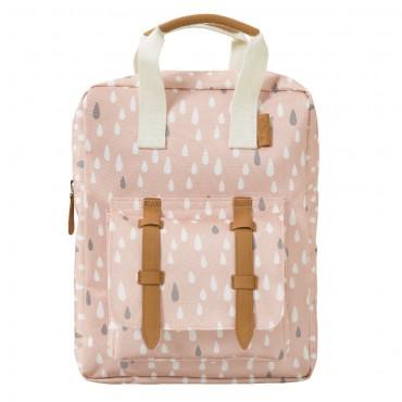 Plecak Kropelki Pink Fresk