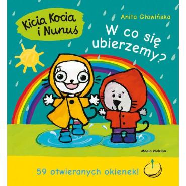 Kicia Kocia i Nunuś. W co...