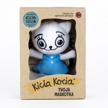Kicia Kocia maskotka 17cm w...