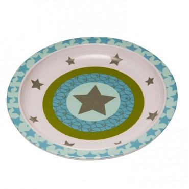 Lassig Talerz Starlight olive