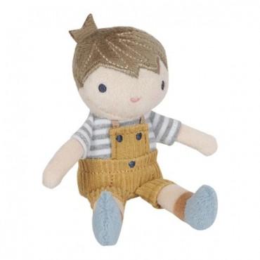 Lalka Jim 10cm Little Dutch