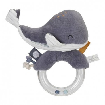 Grzechotka Wieloryb Ocean...