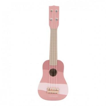 Gitara Róż Little Dutch