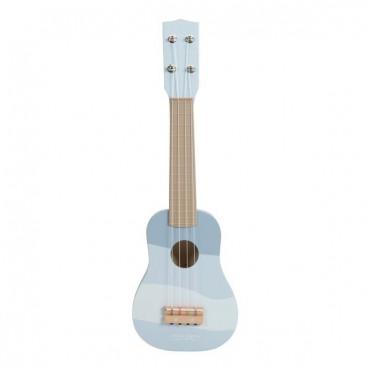 Gitara Błękit Little Dutch