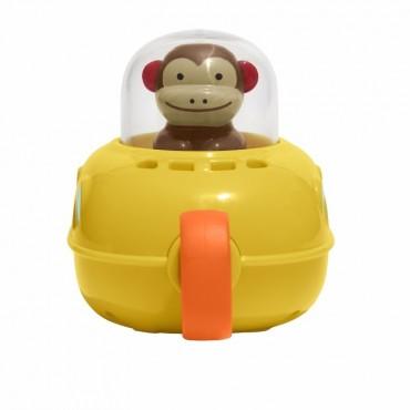 Małpka Zoo w łodzi podwodnej Skip Hop